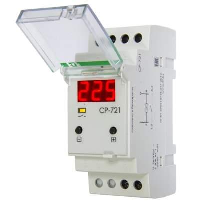 Реле контроля напряжения Евроавтоматика F&F CP-721