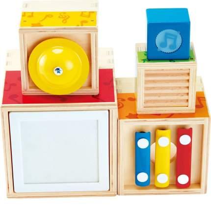 Музыкальный набор 6 предметов Hape E0336_HP