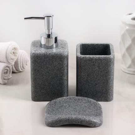Набор для ванной комнаты NoBrand Индустрия (3 пр.) 4697138
