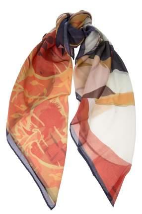 Платок женский Eleganzza R22-5064 оранжевый
