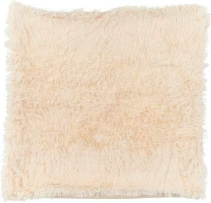 Наволочка декоративная Buenas noches, 48x48 см, кремовый
