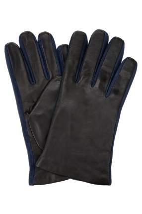Кожаные мужские перчатки с отделкой из натуральной замши, 9.5 (9.5) IS8220