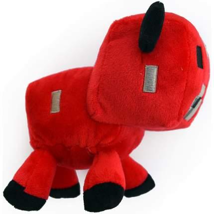 Плюшевая игрушка Lele Грибная корова из Майнкрафт, 15 см
