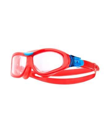 Маска для плавания TYR Orion Swim Mask Kids красная