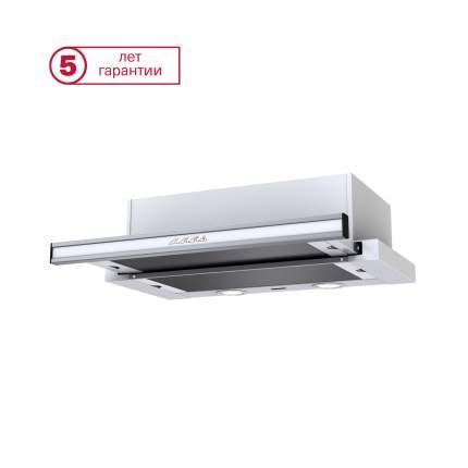 Вытяжка встраиваемая KRONAsteel Paola 600 Silver/White