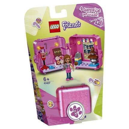 Конструктор LEGO Friends 41407 Игровая шкатулка «Покупки Оливии»
