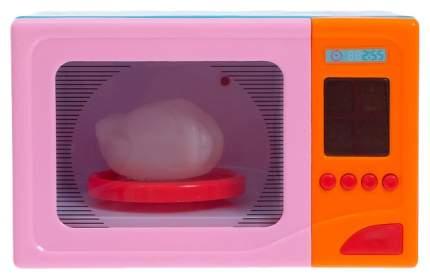 """Микроволновая печь """"Модерн"""", световые и звуковые эффекты, подставка вращается Sima-Land"""