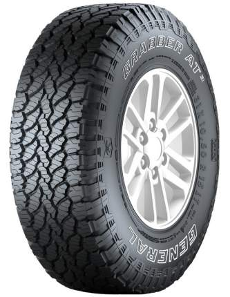 Шина General Tire Grabber AT3 265/70 R17 T 115