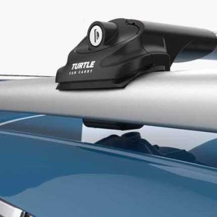 Багажник на крышу Turtle Air-1, аэро дуги на Форд Куга 2013-2019, TA1-177
