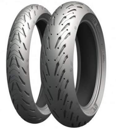 Мотошина Michelin Road 5 GT 180/55 ZR17 73W TL Задняя (Rear)