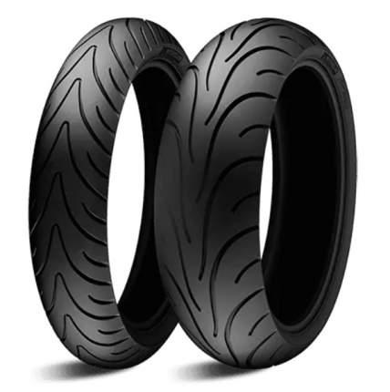 Мотошина Michelin Pilot Road 2 120/70 ZR17 58W TL Передняя (Front)