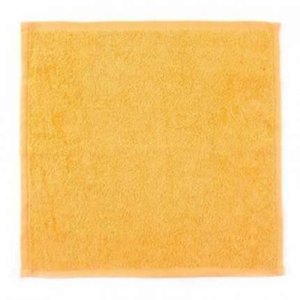Полотенце (салфетка) махровое кухонное (Ярко-Желтый) 30х30
