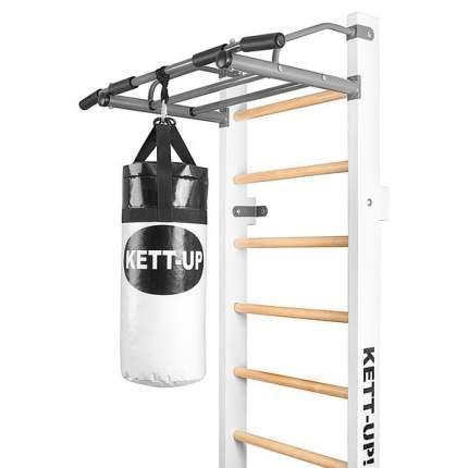 Мешок боксерский KETT-UP  на стропах (10 кг, h - 60 cм)