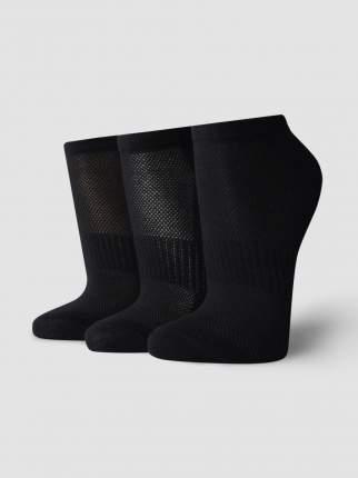 Набор носков 3 пары женских ТВОЕ A6469 черных 35-41