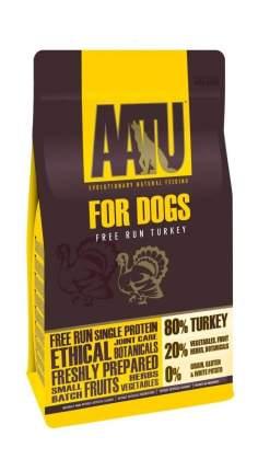 Сухой корм для собак AATU Free Run Беззерновой, индейка, 5кг
