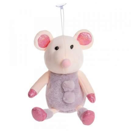 Мягкая игрушка To-ma-to Мышка фиолетовая, 20 см