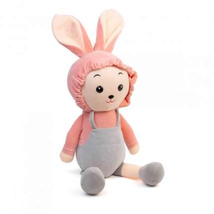 Мягкая игрушка To-ma-to Зайчик серый, 30 см
