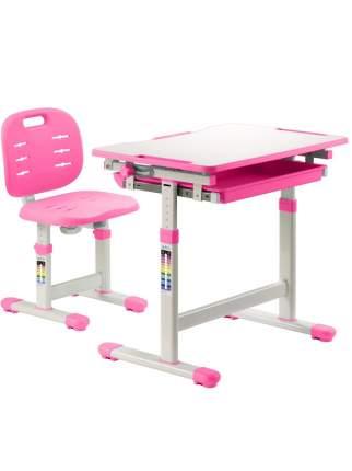Комплект SET HOLTO-2 с лотком розовый