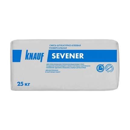 Смесь KNAUF Севенер (007574) штукатурно-клеевая 25 кг