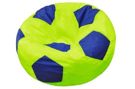 Кресло-мешок Pazitif Мяч БМО8_лимонно-синий