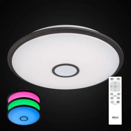 потолочный светильник Citilux CL703105RGB Старлайт Венге LED Св-к с пультом