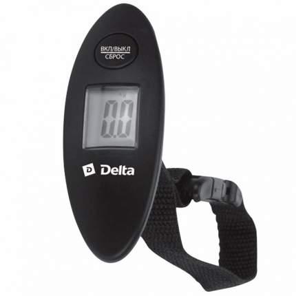 Весы безмен электронный DELTA D-9100 черный