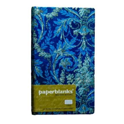 Записная книжка Paperblanks Crystal Chandelier Slim лин. 90*180мм, 176стр PB3185-7