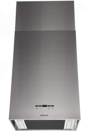 Вытяжка подвесная Konigin Geometry Inox/Black Glass