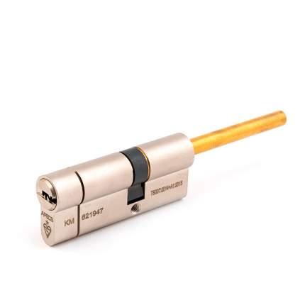 Цилиндровый механизм Apecs N6 шток-ключ 31S-45 (76мм) Ni (5key) шток L=65мм ф=8мм