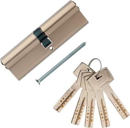 Европрофильный цилиндр ABUS M12R410 ключ/ключ 45-45 (90 мм) NI (5 key)