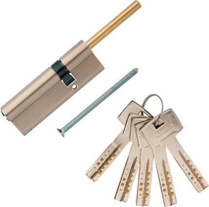 Европрофильный цилиндр ABUS M12R491-27 ключ/шток 60-30 (90 мм) NI (5 key)