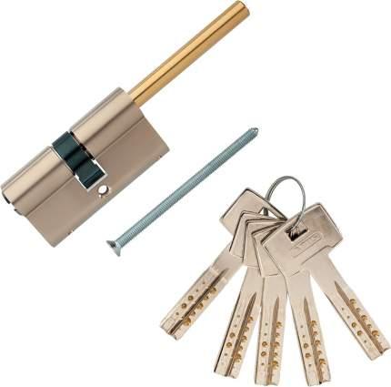 Европрофильный цилиндр ABUS M12R491-27 ключ/шток 30-30 (60 мм) NI (5 key)