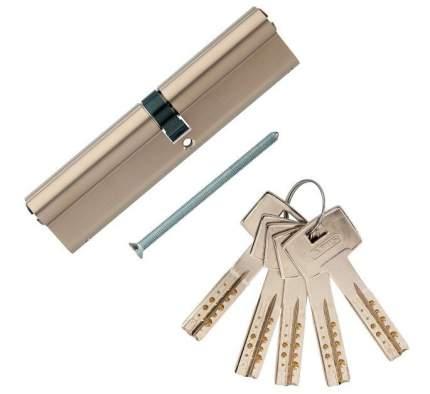 Европрофильный цилиндр ABUS M12R410 ключ/ключ 65-70 (135 мм) NI (5 key)