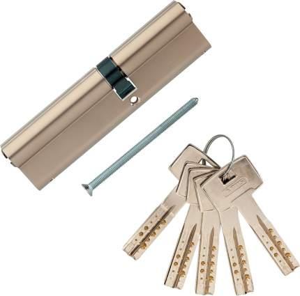 Европрофильный цилиндр ABUS M12R410 ключ/ключ 50-70 (120 мм) NI (5 key)