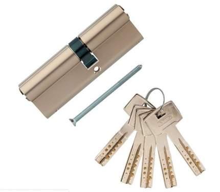 Европрофильный цилиндр ABUS M12R410 ключ/ключ 45-55 (100 мм) NI (5 key)
