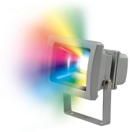 Прожектор светодиодный (07466) 10W Uniel ULF-S01-10W/RGB