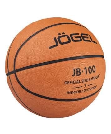 Баскетбольный мяч Jogel JB-100 №7 orange