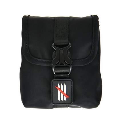 Рюкзак для собак DOGTRINE, черный, S, 10х13х4 см