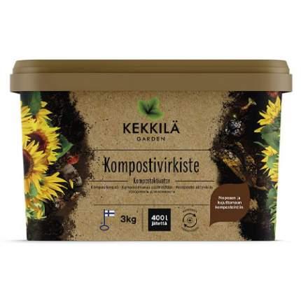 Ускоритель компостирования Kekkila UKK3 для компостеров 3 кг