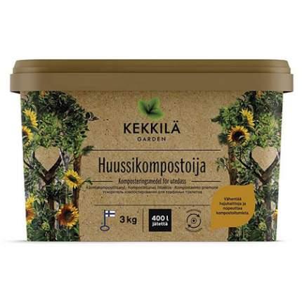 Средство для компостирования Kekkila UKT3 для торфяных туалетов 3 кг