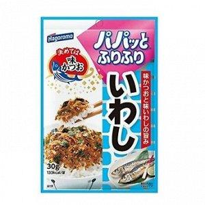 Приправа Hagoromo фурикакэ для риса с икрой минтая 30 г