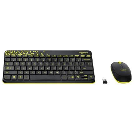 Комплект клавиатура+мышь Logitech MK240 (920-008213)