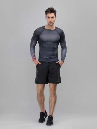FIFTY Мужская футболка с длинным рукавом Furious FA-ML-0102-982, с принтом - M