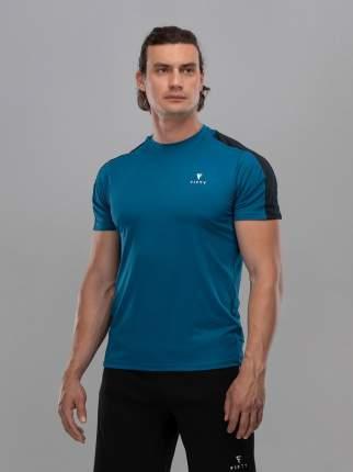 FIFTY Мужская футболка Vigorous FA-MT-0102-BLU, синий - XL