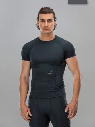 FIFTY Мужская футболка High Force FA-MT-0101-BLK, черный - S
