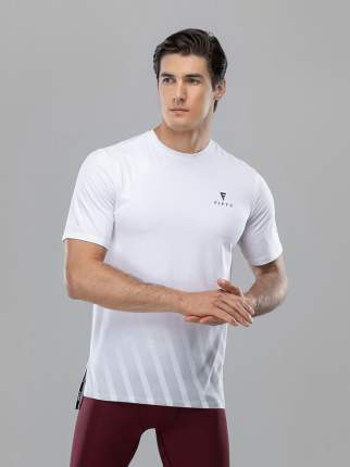 FIFTY Мужская футболка Discern FA-MT-0105-WHT, белый - XL