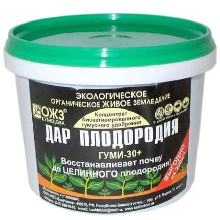 Органоминеральное удобрение БашИнком Биогумус Дар плодородия 0,5 кг