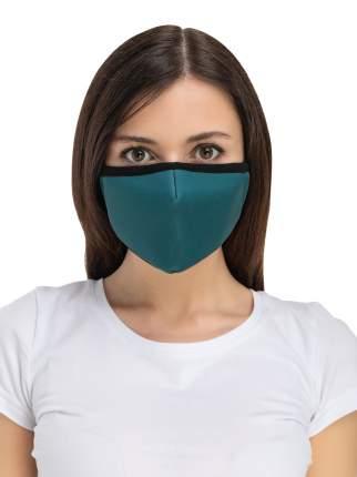 Многоразовая защитная маска Routemark Spiro зеленая 1 шт.