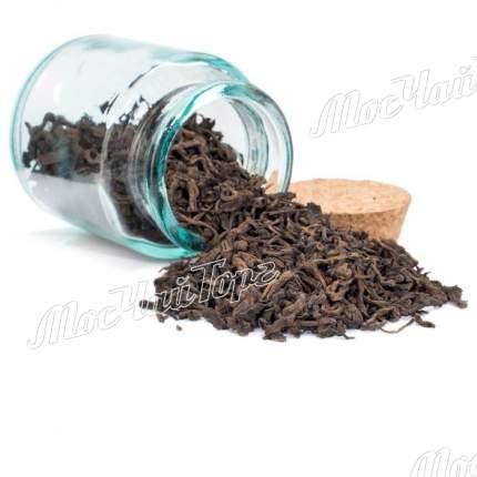 Китайский чай Дикорастущий пуэр Мосчайторг в металлизированной упаковке 500 г