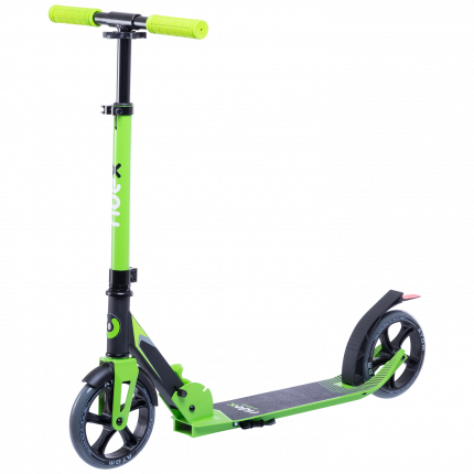 Самокат Ridex Atom зеленый
